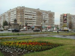 Город Ижевск